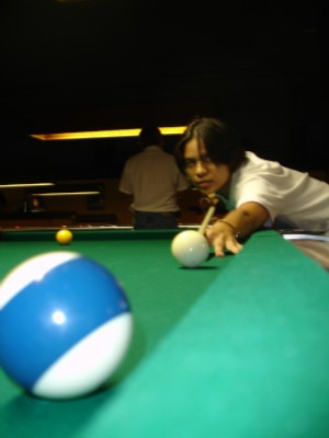 pool About Me