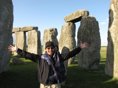 stonehenge About Me