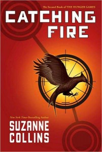 catchingfire 201x300 Hunger Games — A Book to Keep You Up All Night