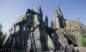 hogwarts castle 300x181 New Photos from HarryPotterland!