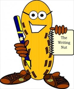 thewritingnutlogo copy 300x361 249x300 Introducing the Writing Nut