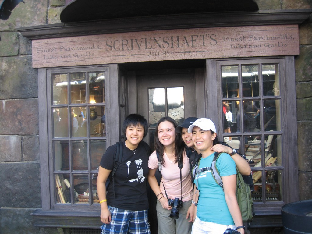 IMG 4990 1024x768 The Wizarding World of Harry Potter Part 2