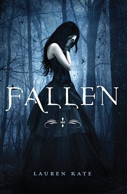 fallen Lauren Kate Book Signing