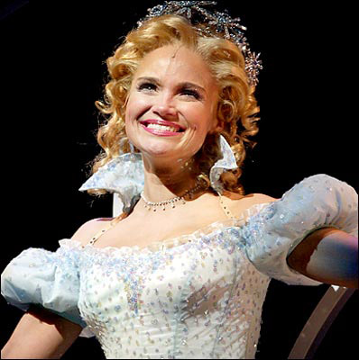 Kristin Chenoweth as Glinda. jpg The Mentor Archetype