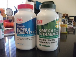 vitamins 300x225 My Super Aunt Saves the Day