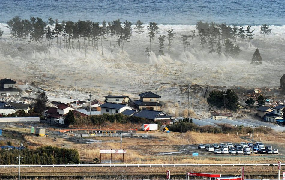 8.8 Earthquake struck Japan triggering a Tsunami Alert 784601 Perspective, and Japans Tragedy