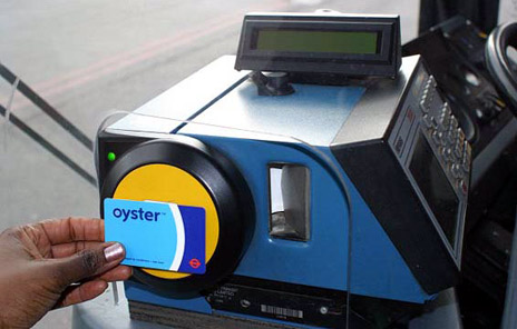 oyster card A Z Day 22: Vacation