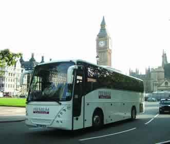 premium tours coach A Z Day 22: Vacation