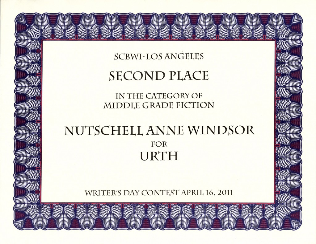 writers day 2011 certificate 1023x792 A Z Day 23: Writers Day