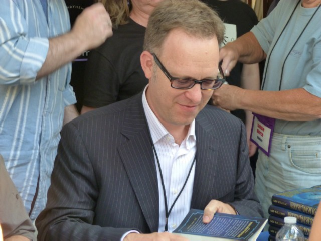 garth nix LA Times Festival of Books at USC