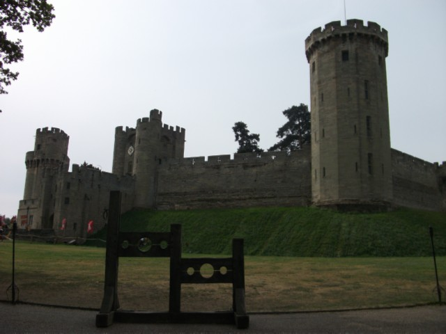 warwick caslte modified England Day 2 Part 1: Warwick Castle