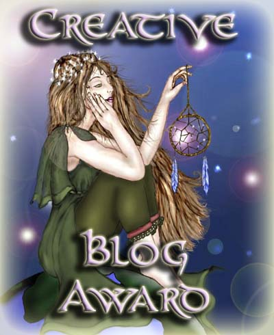 5 creativeblogaward deirde coppell Awards to Share