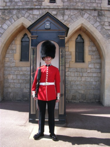 beefeater England Day 5 Part 1: Windsor Castle & a Fish & Chip Lunch