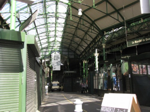 borough market England Day 4 Part 2: London Walks Harry Potter Tour