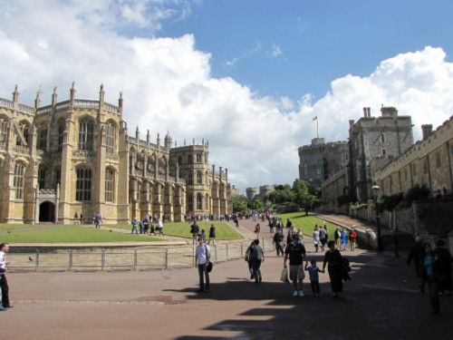 chapel and castle England Day 5 Part 1: Windsor Castle & a Fish & Chip Lunch