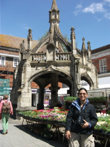 city centre arch England Day 6 Part 1: First Day in Salisbury