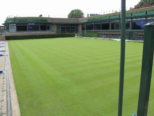 court 18 England Day 9: Wimbledon