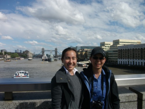 london bridge picture England Day 4 Part 2: London Walks Harry Potter Tour