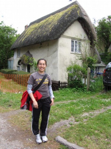 maiko wills house England Day 8 Part 2: Amesbury