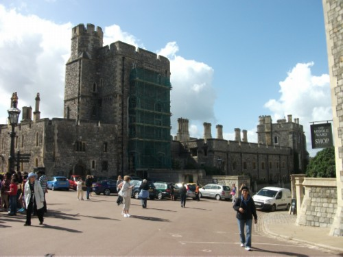 middle ward shop England Day 5 Part 1: Windsor Castle & a Fish & Chip Lunch