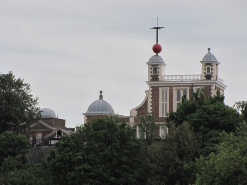 royal observatory near England Day 3 Part 4: Greenwich, London and the River Thames Cruise
