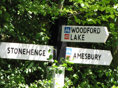 signpost1 England Day 8 Part 2: Amesbury