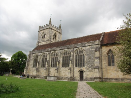 st edmund church England Day 7 Part 2: Conquering my Fears at Salisbury Cathedral