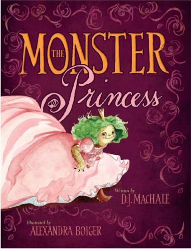 Monster Princess Cover1 modified1 Authors Faire at the Cerritos Library