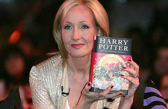 top 10 most successful entrepreneurs jk rowling My Harry Potter Tribute