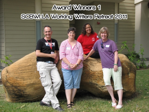 Award Winners 1 SCBWI LA Working Writers Retreat CLASS of 2011
