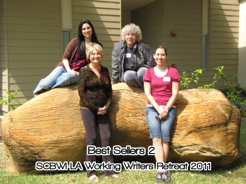 Best Sellers 2 SCBWI LA Working Writers Retreat CLASS of 2011