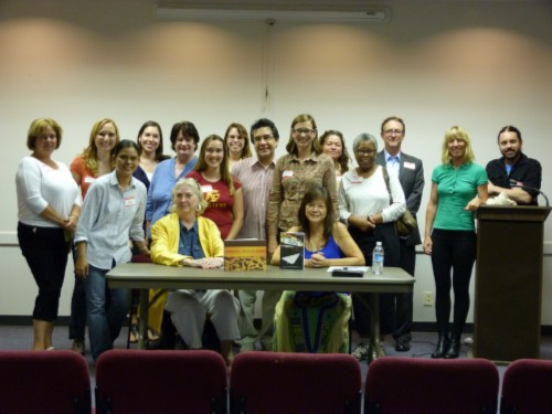 group picture 2 TCBW August 24, 2011 (17th meetup): An Insider's Look at the Family Entertainment Market for Children's Book Writers