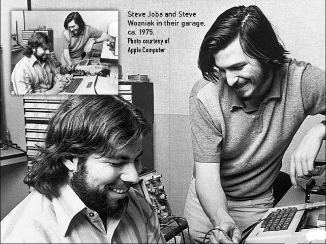 jobs and wozniak 1975 7564451 Remembering Steve Jobs: Steve, You Did One Heck of a Job