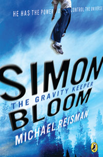 cover gravity books Spotlight Week: Simon Bloom Series Book Review