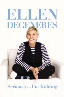 ellen degeneres book seriously im kidding1 My Favorite Gifts  and a Giveaway