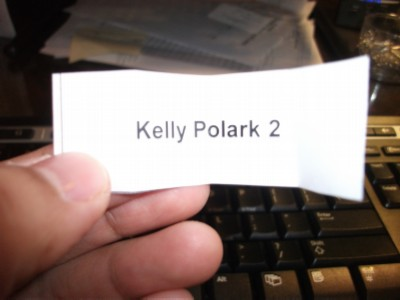 kelly polark Funniest Holiday Contest Winners