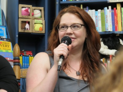 andrea cremer1 Breathless Reads Tour   Andrea Cremer, Beth Revis, Jessica Spotswood & Marie Lu