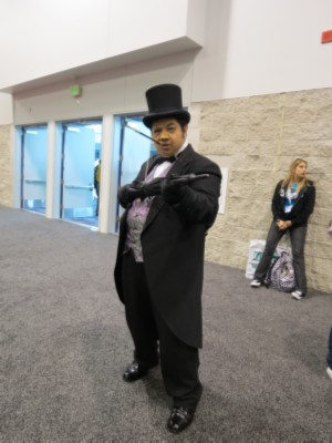penguin Wondercon