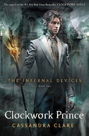 clockwork prince 2nd Blogaversary Giveaway