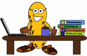 TWN WWW 300 Wednesday Writer's Workspace Welcomes Golden Eagle