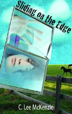 sliding on the edge1 Wednesday Writer's Workspace Welcomes C. Lee McKenzie