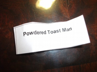 powdered toast man CassaStar and CassaFire Giveaway Winners