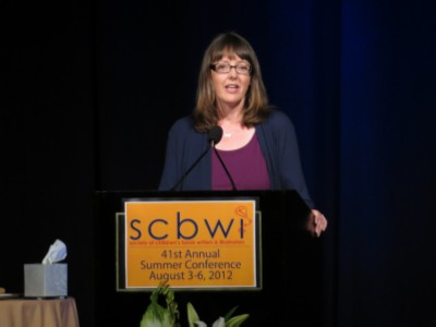 deborah underwood SCBWI Summer Conference Day 2 (August 4, 2012)