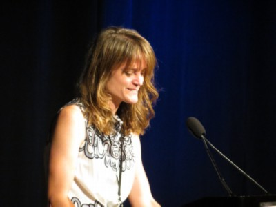 sara shepard SCBWI Summer Conference Day 1 (August 3, 2012)