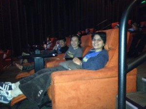 at ipic theater at ipic theater