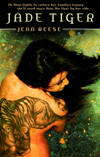 jade tiger200 Spotlight Week: Author Interview with Jenn Reese