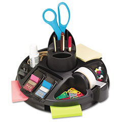desk organizer Setting Up Shop Part 7: Desk Accessories & Office Decorations