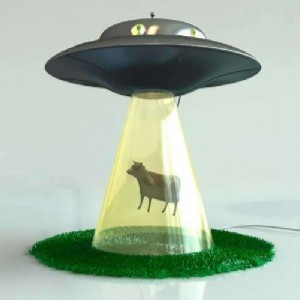 flying saucer lamp