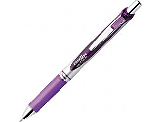 Purple-Energel-pen