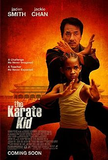 Karate kid ver2 The Best and Worst Remakes Blogfest